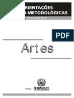 Orientações Teórico-metodológicas ARTE - ENSINO MÉDIO