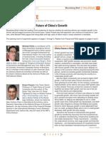 Bloomberg Brief China Debate Prasad-Pettis