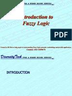 Fuzzy Logics Presentation