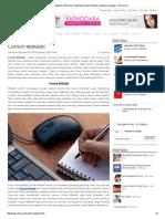 Contoh Makalah Sederhana Yang Baik Dan Benar Bahasa Indonesia Lengkap