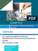 Complicaciones Agudas de Diabetes Cad