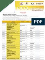 Pro Loco Informa Febbrai Pergine