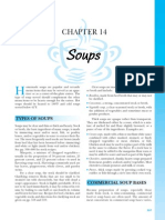 Chapter 14 Soups