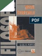 Karl Popper-Mizeria Istoricismului-ALL (1996)