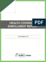 December Enrollment Data Report FINAL