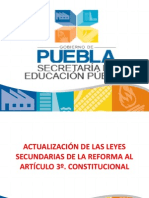 Diapositivas Reforma Educativa Sep-puebla Modificada