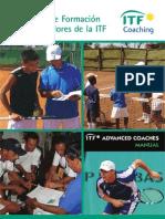 Curso Para Entrenadores Avanzado, Tenis