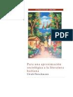 Literatura haitiana