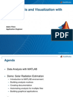 Data Analysis With MatLab