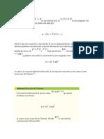 5. Ecuación de Clairaut