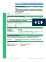 Clarifier Dry Bacteria MSDS