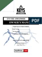 Keys Man Ec4500