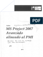 MS Proyect