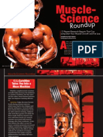 6501 Muscle Science Roundup