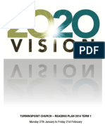 20-20 VISION 2014