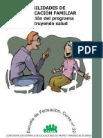 Curso - Habilidades de comunicación familiar