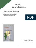 PDGA Rousseau 1 Unidad 3