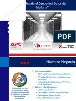 Seminario Data Center del mañana Nov12