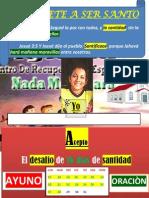 Ana Arambulo- 16 DIAS de SANTIDAD - Ana Arambulo