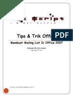 caramenggunakanmailinglistdioffice2007-120505060929-phpapp02