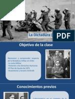 11 La Dictadura (1973-1980)
