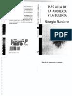 Nardone_Mas Alla de La Anorexia y La Bulimia