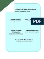 Fasciculo de Evaluación 3º ciclo PDF