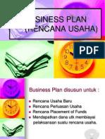 Rencana Bisnis Baru