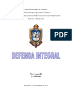 Defensa Integral (José Gil)