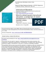 A3 Luciak 2006 Minority Schooling Mb