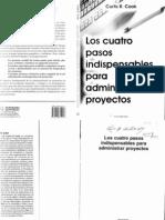 4 Pasos Indispensables Para Administrar Proyectos