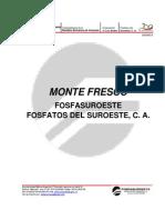 Dosier Monte Fresco