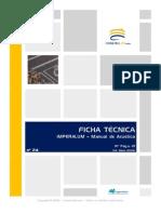 IMPERALUM - Isolamento Acustico Catalogo GERAL Construlink