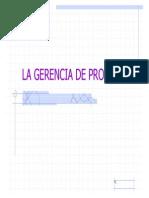 LA GERENCIA DE PROYECTOS.pdf
