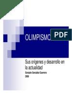 Comite Olimpico Internacional (Deporte 3)