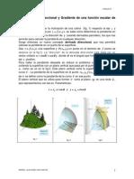 Derivada direccional y Gradiente de una función escalar de un vector.docx
