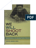 Armed Resistance in the Mississippi Freedom Movement, Akinyele Omowale Umoja