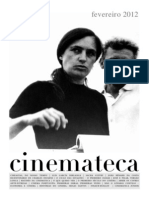 Catálogo - Cinemateca portuguesa Cineastas do Nosso Tempo