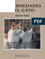 Datos Agrop. Enfermedades Del Gato