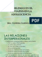 Problemas en El Noviazgo en La Adolescencia(1)