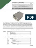 Fork Lift Ge Controller China Single Motor