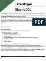 Manual DiagnoDCL