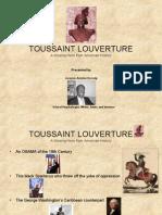 Toussaint Louverture Presentation #2