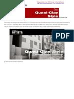 The_Quasi-Clay_Style.pdf