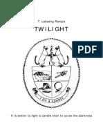 Twilight Lobsang Rampa