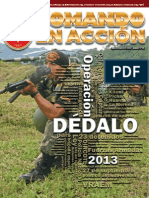 Comando en Accion 55 - Agosto - Diciembre 2013