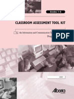 CLASSROOM ASSESSMENT TOOL KIT