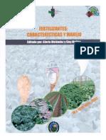 Fertilizantes - Caracteristicas y Manejo