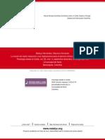La noción de matriz relacional y sus implicaciones para el ejercicio clinico dinámico