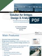 Ansys&Civilfem Pres02 Bridges&Civil Non-linearities